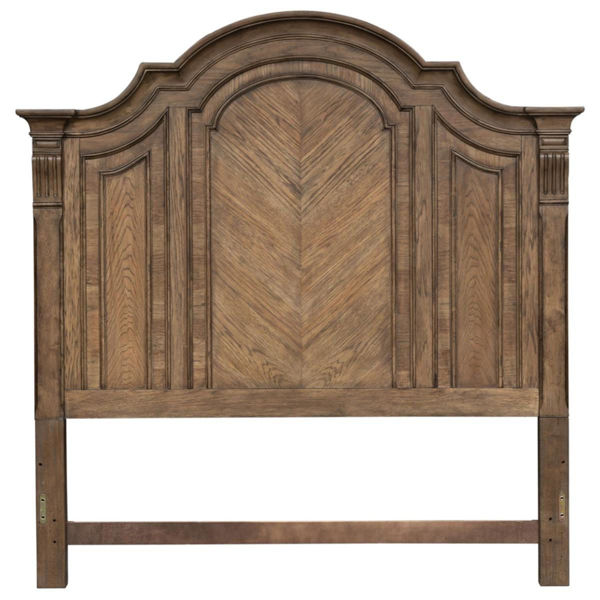 Picture of NOVA KING PANEL BED