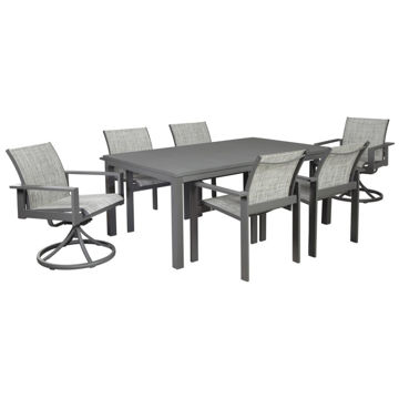Picture of WEST PALM 7PC PATIO DINING SET