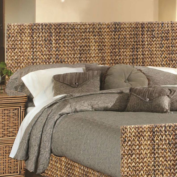 Picture of Maui Seagrass Queen Bed