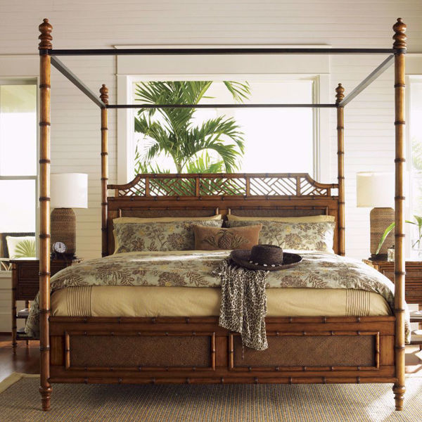 Picture of WEST INDIES BED COMPLETE