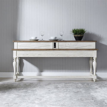 Picture of MAGNOLIA 4PC CONSOLE