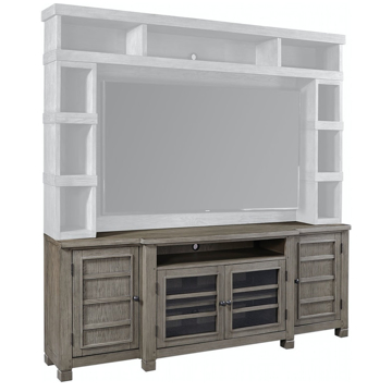 "Picture of Triston 75"" Console in Stone"