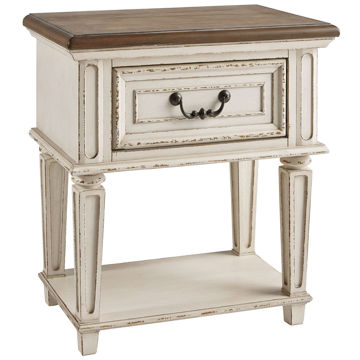 Picture of Roslyn One Drawer Nightstand