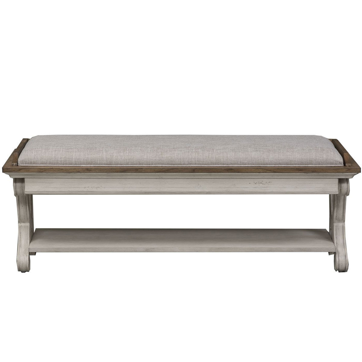 Picture of ROANOAK BED BENCH