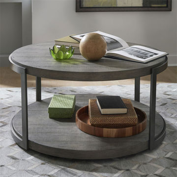 Picture of CALABASAS ROUND COCKTAIL TABLE