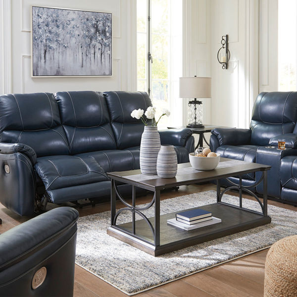 Picture of VESTAVIA NAVY LIVING ROOM COLL