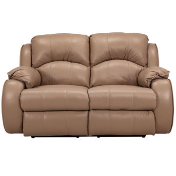 Picture of Bradington Leather Power Loveseat