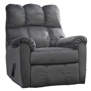 Picture of FOXTAIL GREY ROCKER RECLINER