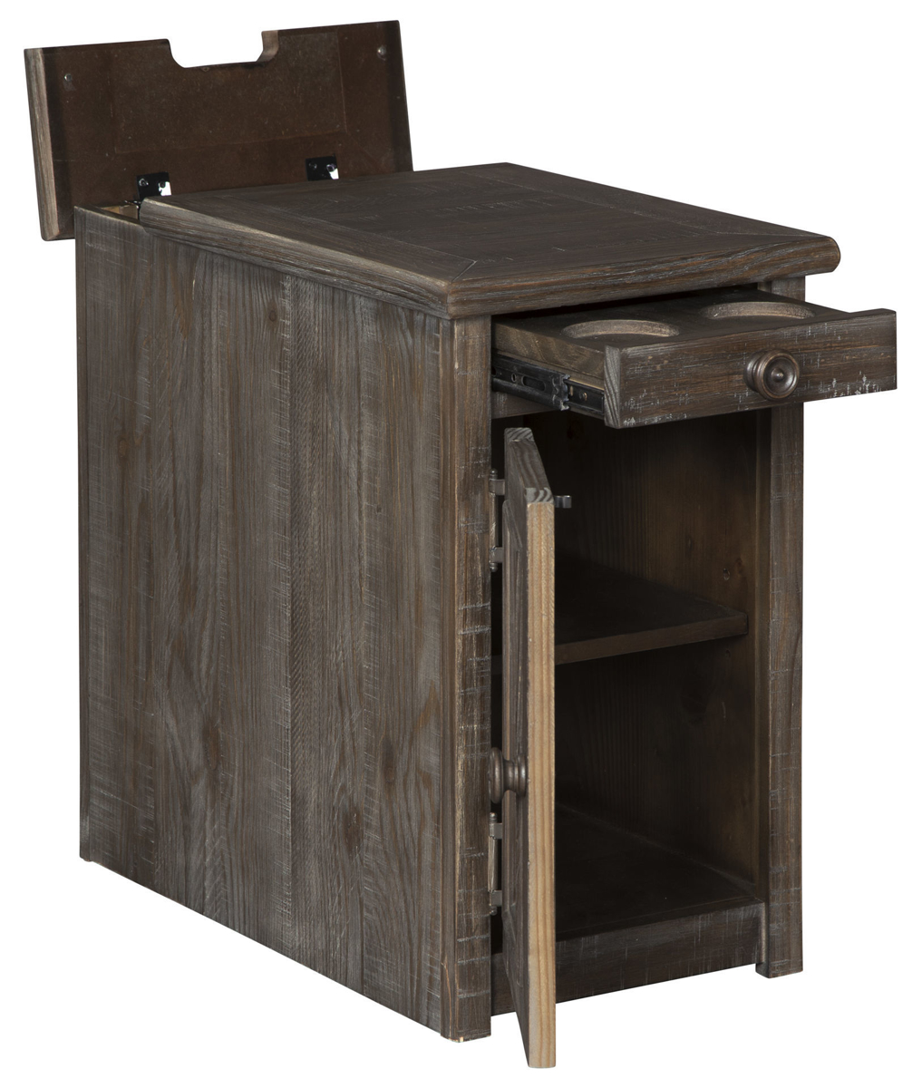 Picture of WYATT CHAIRSIDE TABLE W/TRAY