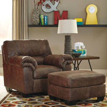 Picture of BRADEN ACCENT OTTOMAN