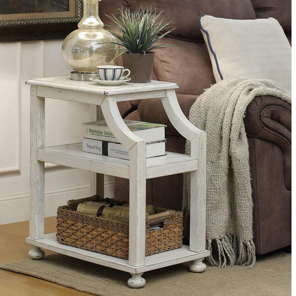 Picture of CHAIRSIDE ACCENT TABLE