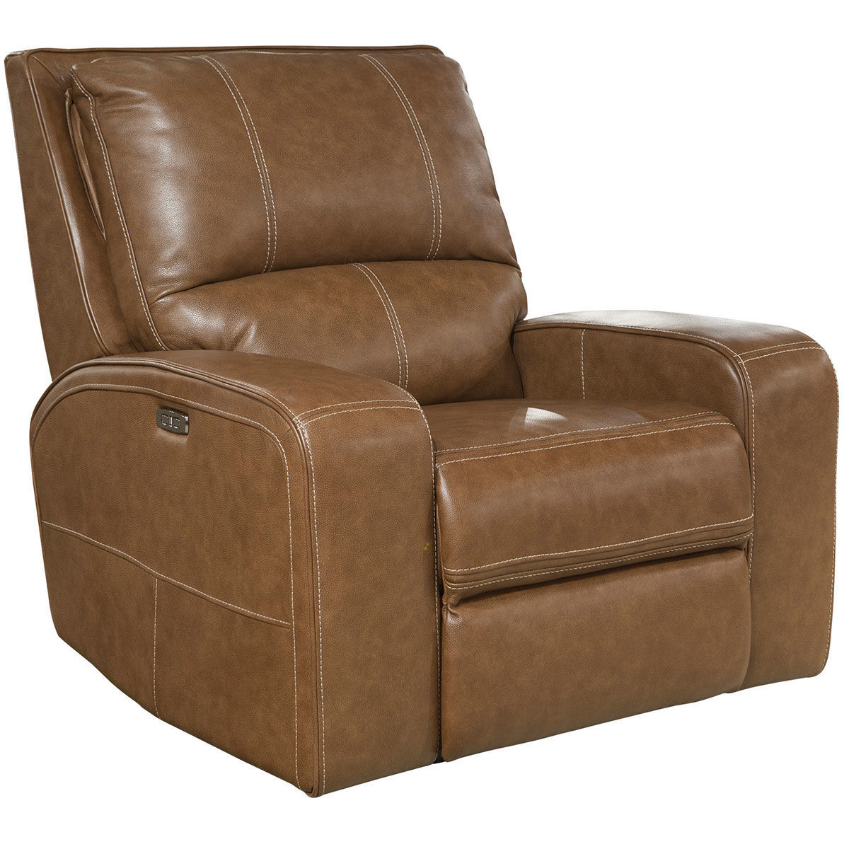 Picture of TAYLOR LEATHER RECLINER W/ POWER HEADREST