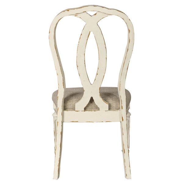 Picture of ROSLYN CURVED BACK SIDE CHAIR