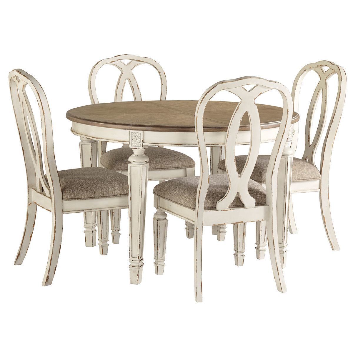 Picture of ROSLYN OVAL DINING TABLE