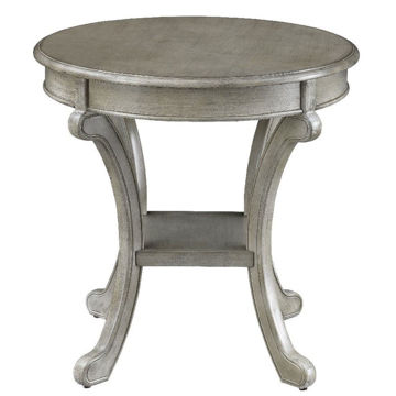 Picture of ROUND ACCENT TABLE