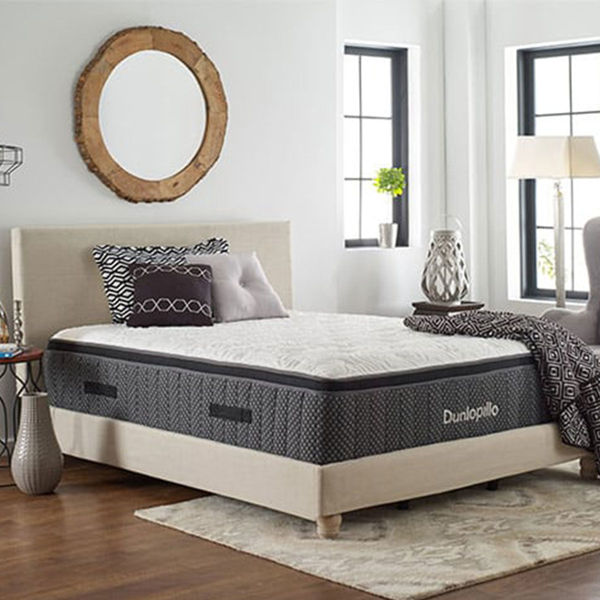 Picture of BARCELONA PLUSH QUEEN MATTRESS