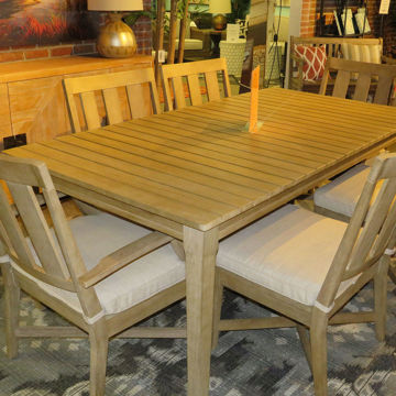 Picture of NAPLES 7PC PATIO DIN ASIS KIT