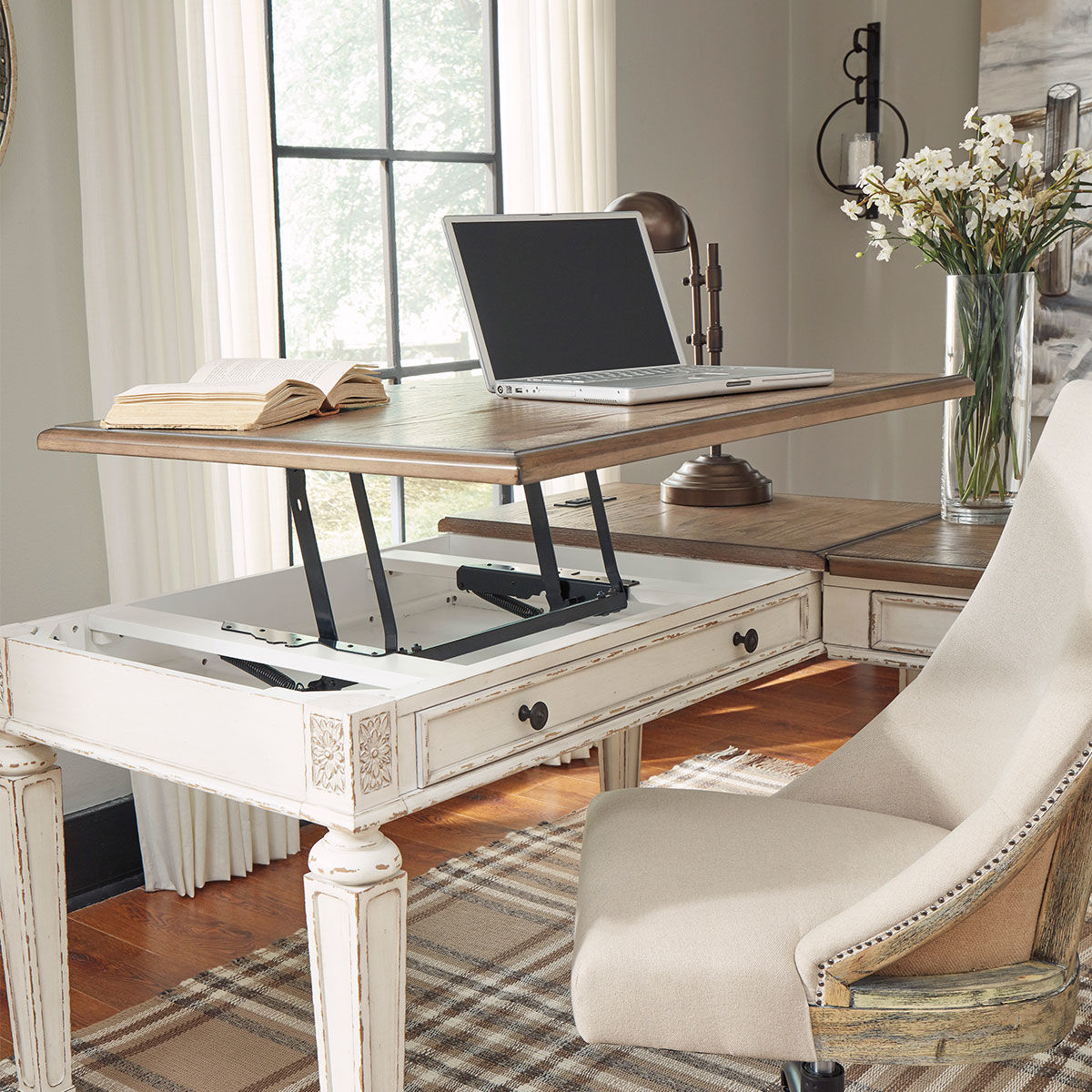 Picture of ROSLYN LIFT TOP DESK