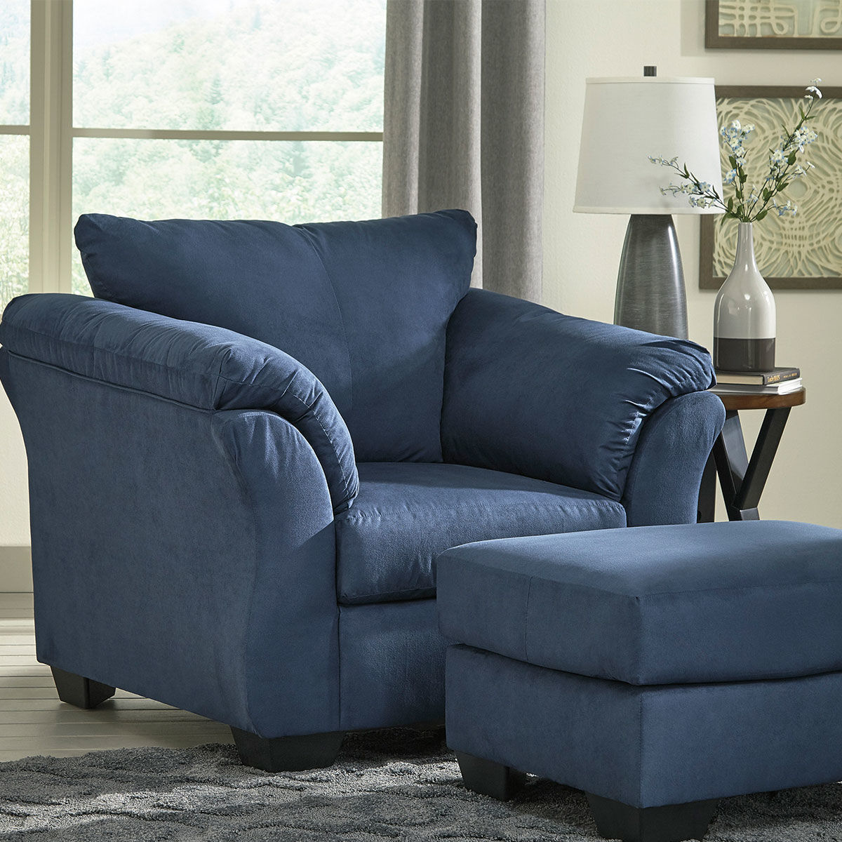 Picture of AUSTIN NAVY CHAIR