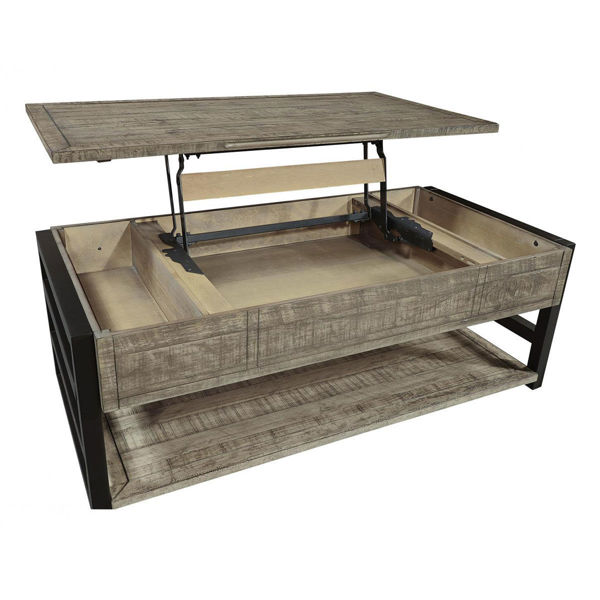 Picture of GRAYSON LIFT TOP COCKTAIL TABLE
