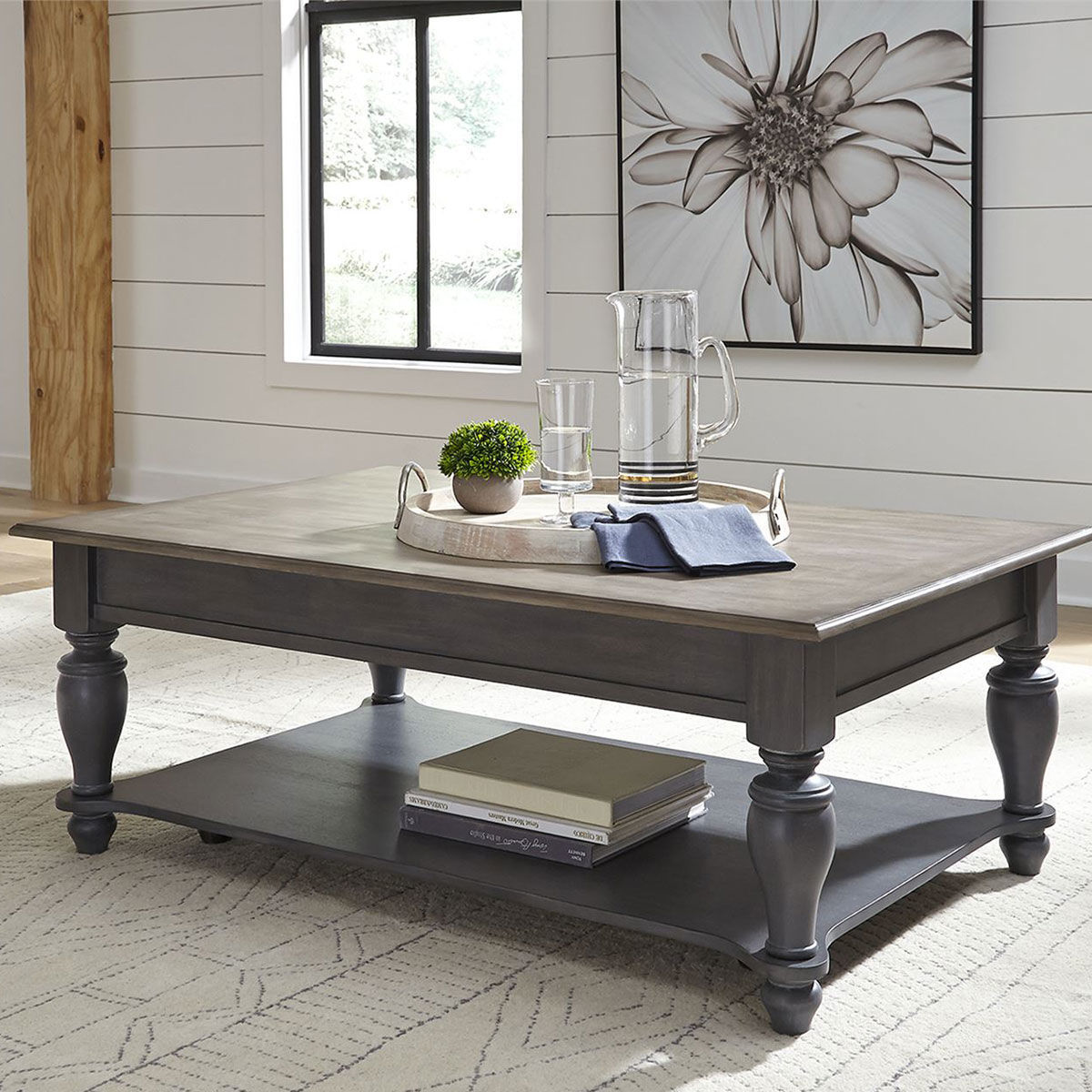 Picture of MARTHA GREY COCKTAIL TABLE