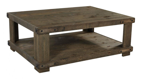 Picture of SAWYER BROWN COCKTAIL TABLE