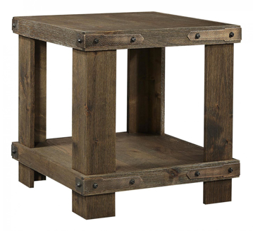 Picture of SAWYER BROWN END TABLE