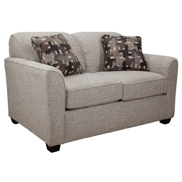 Picture of AT EASE LOVESEAT W/FRAME COIL*