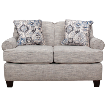 Picture of CLARITY LOVESEAT W/FRAMECOIL*