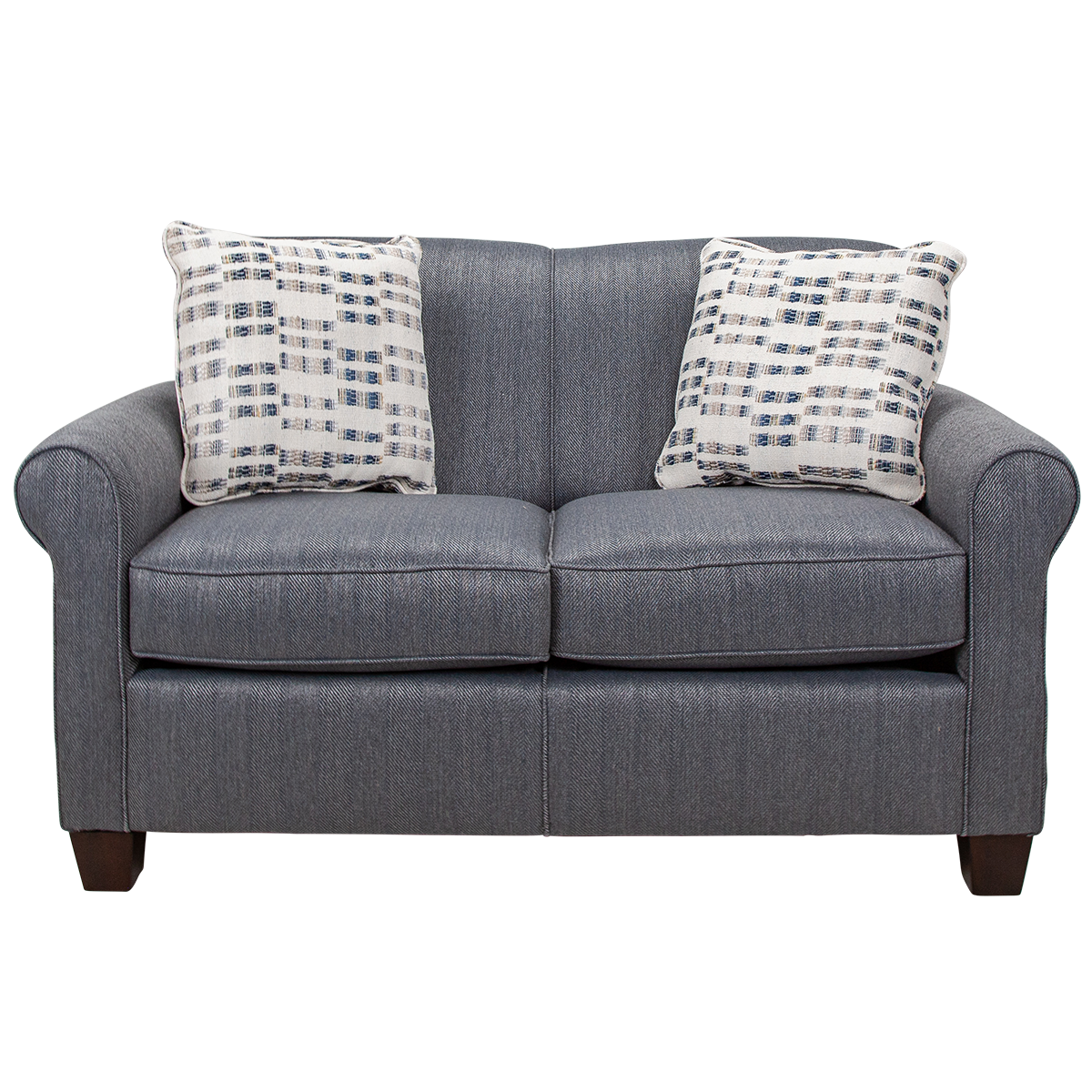 Picture of TRANQUIL LOVESEAT W/FRAMECOIL*