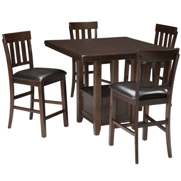 Picture of Bedford 5 Piece Dining Room Set