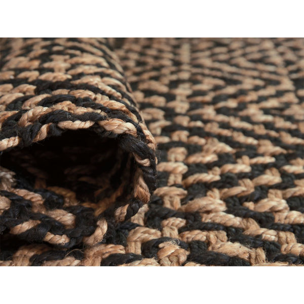 Picture of BROOX NATURAL/BLK 5X7 RUG