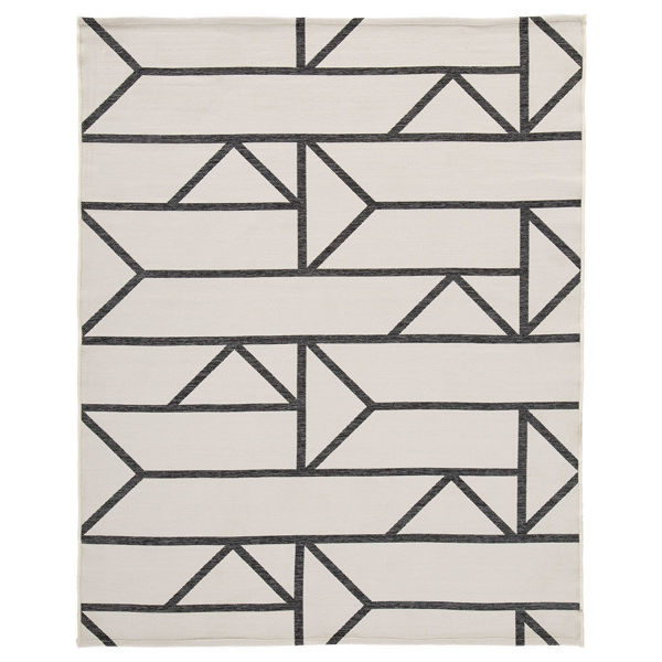 Picture of DERVAL IVORY OUTDOOR 8X10 RUG