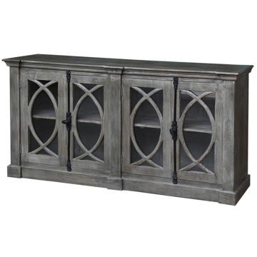 Picture of 4 DR MEDIA CREDENZA