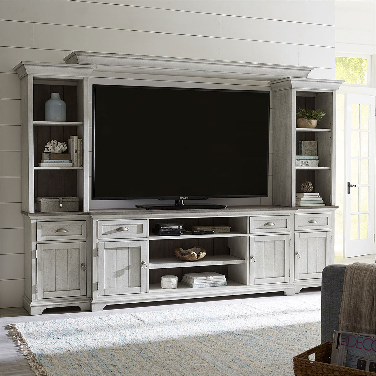 Picture of MARTHA WHITE ENTERTAINMENT WALL