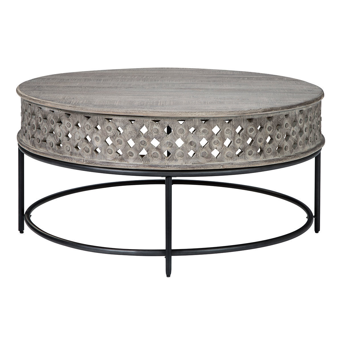Picture of MONROE ROUND COCKTAIL TABLE