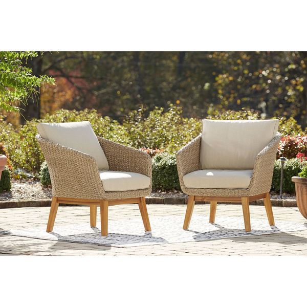 Picture of SUNNY ISLES LOUNGE CHAIR PAIR