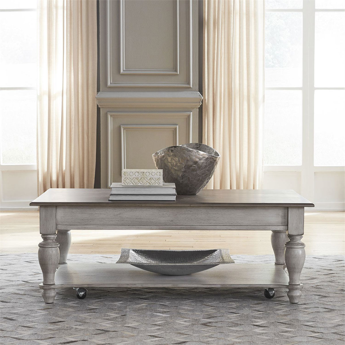 Picture of MARTHA WHITE COCKTAIL TABLE