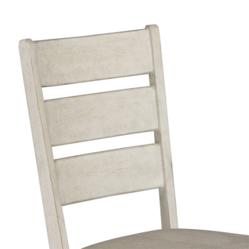 Picture of PIAZZA LADDER BACK SIDE CHAIR