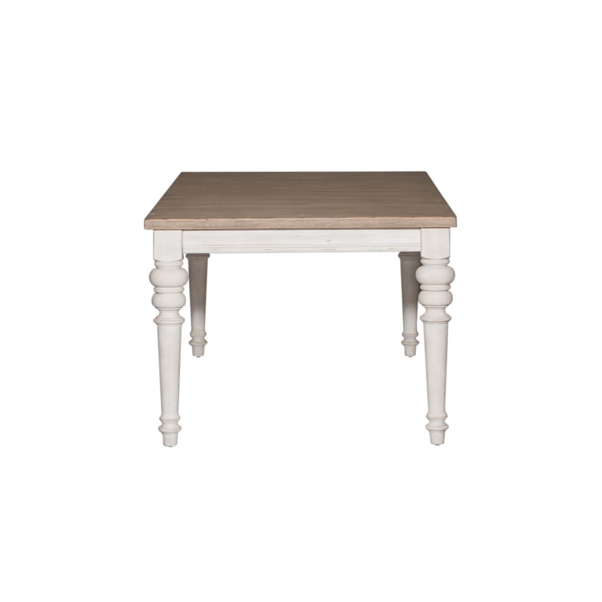 Picture of PIAZZA RECTANGLE LEG TABLE