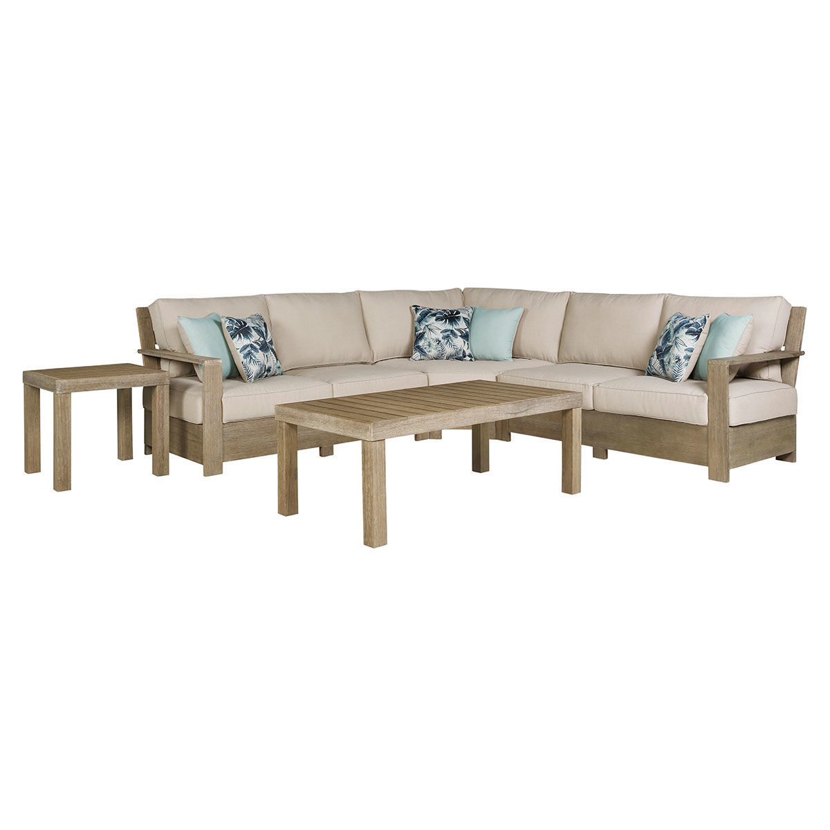 Picture of PANAMA 3PC PATIO SECTIONAL KIT