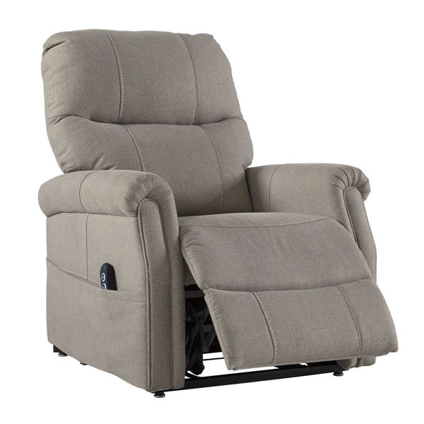 Picture of MAKENZIE GRAY POWER LIFT RECLINER