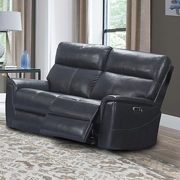 Picture of MARSHALL INDIGO POWER LOVESEAT