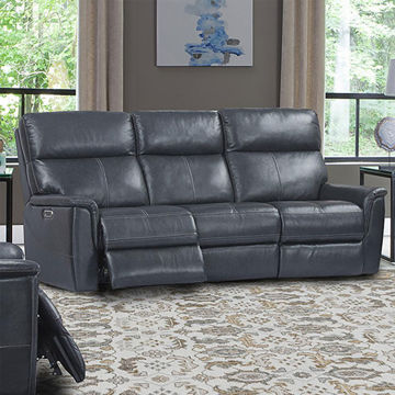Picture of MARSHALL INDIGO POWER SOFA