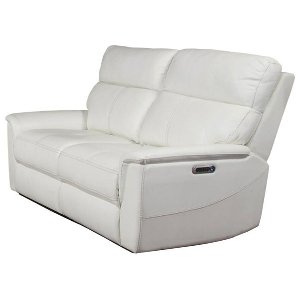 Picture of MARSHALL WHITE POWER LOVESEAT