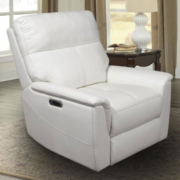 Picture of MARSHALL WHITE POWER RECLINER