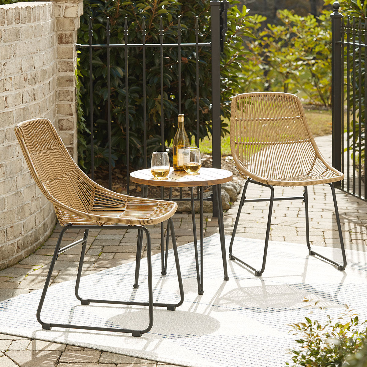 Picture of MADEIRA 3PC BISTRO SET