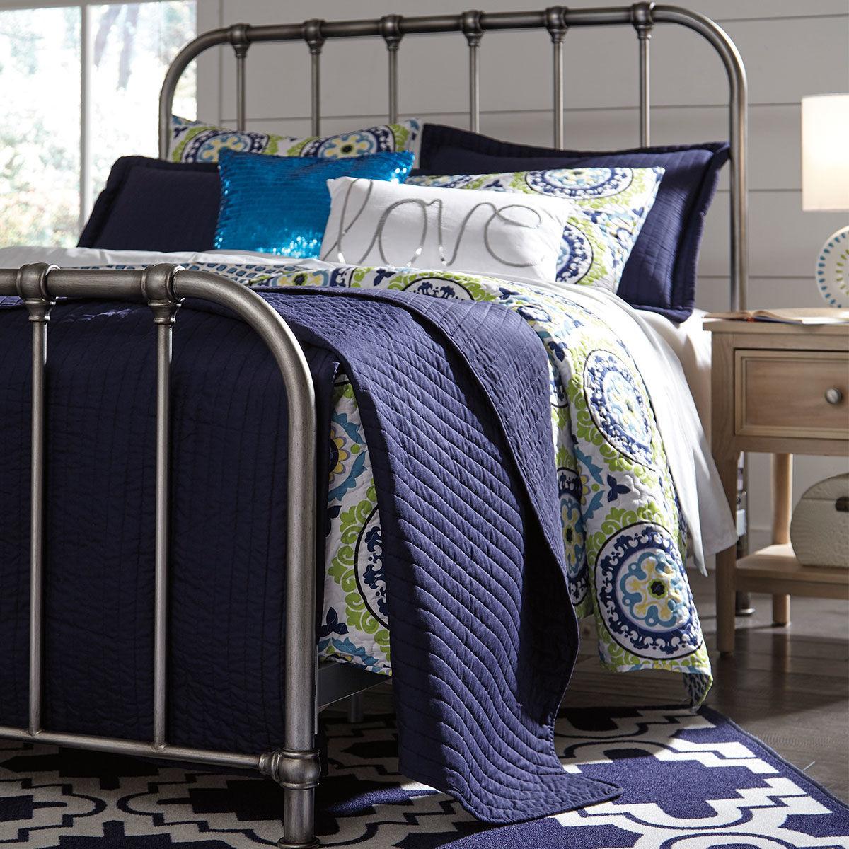 Picture of NASHVILLE FULL METAL BED