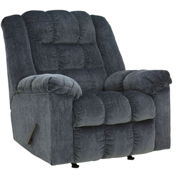 Picture of PRISCILLA BLUE ROCKER RECLINER