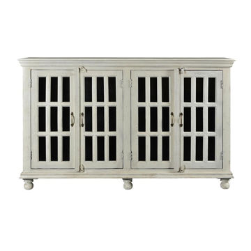 Picture of 4 DOOR MEDIA CREDENZA